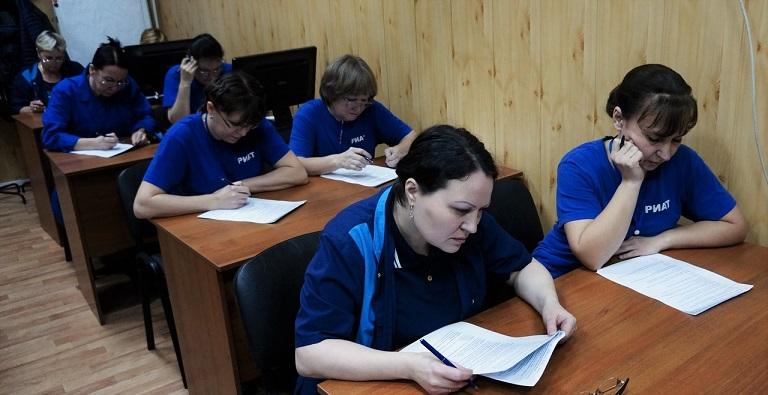 Конкурс профессионального мастерства в ОАО «РИАТ»