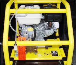 Система автономной очистки установки